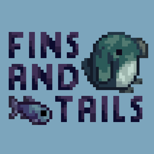 Fins and Tails - водные обитатели, улитки, рыбы, раки [1.16.5]