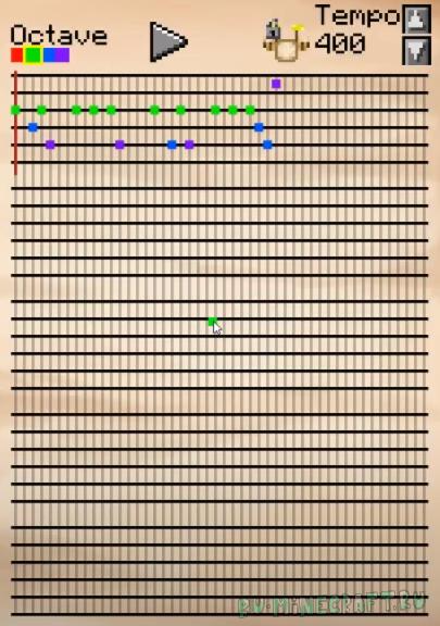 Music Maker Mod - Музыкальные инструменты, создаем музыку [1.17.1] [1.16.5] [1.15.5] [1.14.4] [1.13.2]