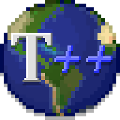 TerraPlusPlus - реальный мир, генерация карты планеты [1.12.2]