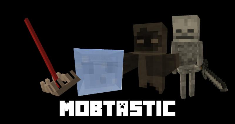 Mobtastic - пять дополнительных мобов [1.16.5]