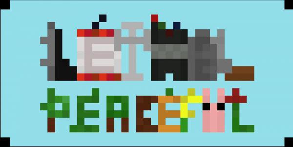 Lethal Peaceful - агрессивные и эпичные мирные мобы [1.16.5] [1.15.2]