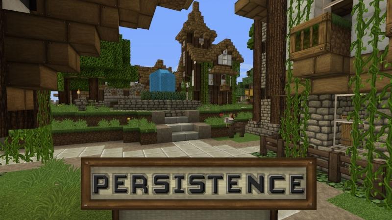 Persistence — прорисованный ресурс-пак [1.16.5] [1.15.2] [1.12.2] [1.11.2] [1.7.10] [128x]