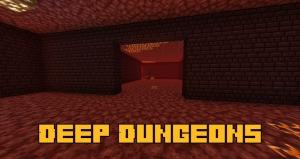 Deep Dungeons - дополнительные подземелья [1.16.5]