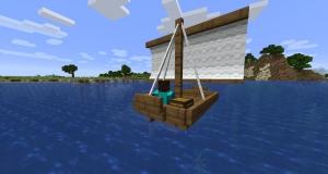 Small Ships - парусные корабли [1.16.5]