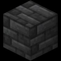 Блок плитки из глубинного сланца