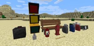 Cactus's Decor Pack - небольшой декоративный пак для симулятора транспорта [1.12.2]