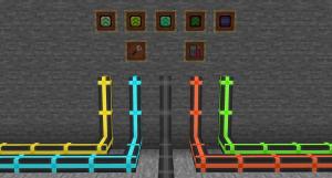 Pipez - эффективные трубы для предметов, жидкостей, энергии [1.17.1] [1.16.5]