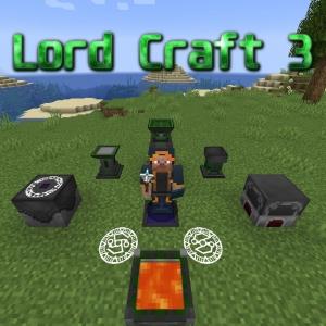 Lord Craft - крупный магический мод, лорд крафт [1.16.5] [1.12.2] [1.11.2] [1.10.2]