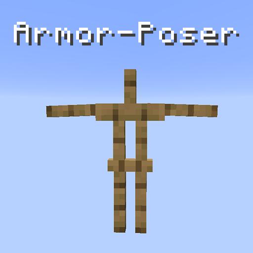 Armor Poser - настройка стойки брони в игре [1.17.1] [1.16.5]