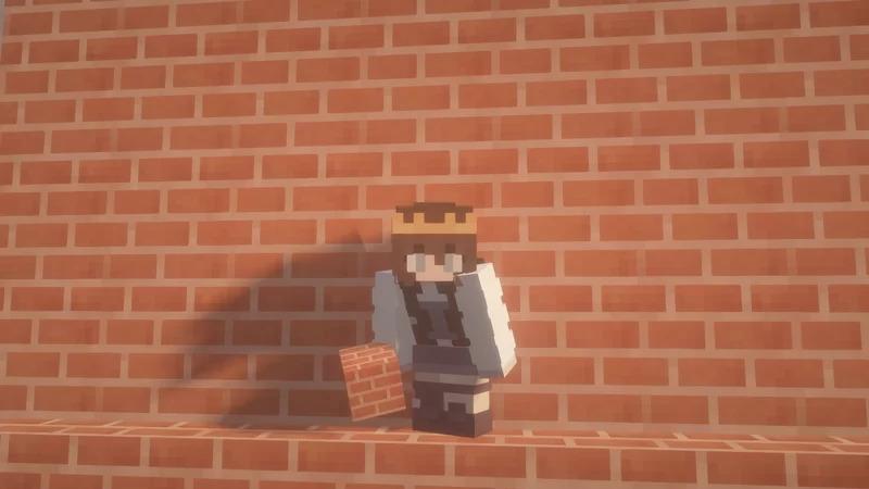 Lighter Bricks - приятные кирпичи [1.16.5] [16px]