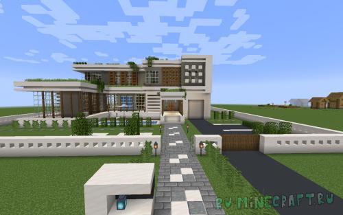 Luxury house - люксовый дом [1.16.5]