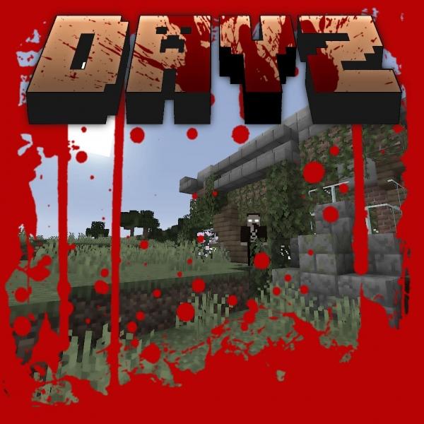 DayZ Remastered - дейзи, мод на зомби апокалипсис [1.16.5]