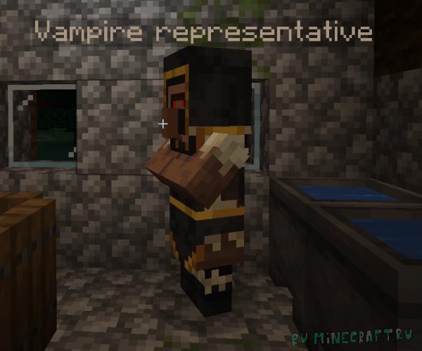 Подробный гайд по вампиризму на 1.16.5 (Вампиры)