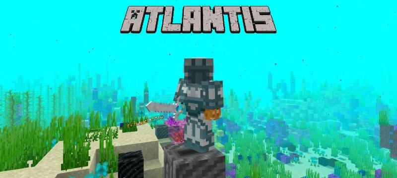 Atlantis - измерение Атлантида [1.16.5] [1.12.2]