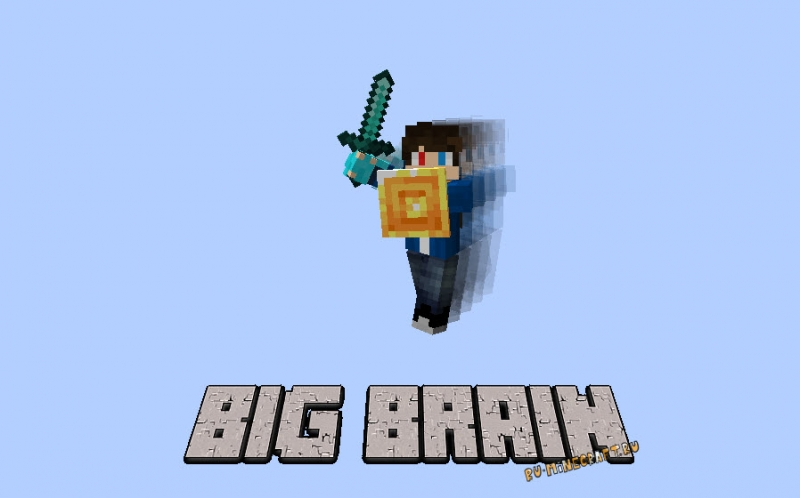 Big Brain - улучшение ИИ мобов, новые функции [1.16.5]
