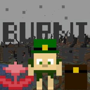 Burnt Forest - биом сгоревшего леса [1.16.5] [1.15.2]