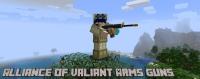 A.V.A - Alliance of Valiant Arms Guns - огнестрельное, настоящее оружие [1.17.1] [1.16.5] [1.15.2]