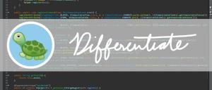 Differentiate - ядро для модов [1.16.5]