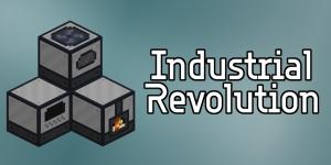 Industrial Revolution - индустриальный мод [1.17.1] [1.16.5]