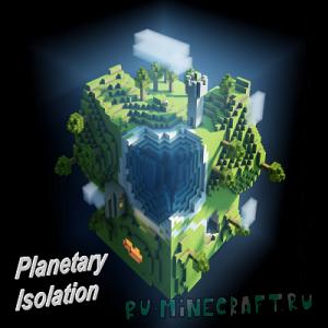 Planetary Isolation - выживание на планетах [1.16.5]