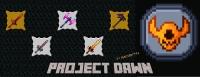 Project Dawn - магическое оружие, посохи, инструмент [1.16.5]