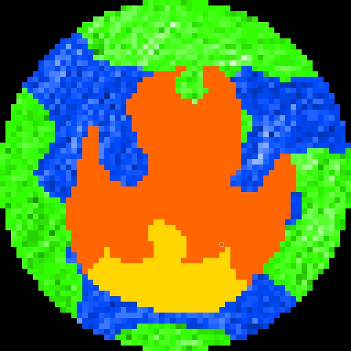 Global Warming - катастрофа, взрывы и лава в мире [1.16.5]