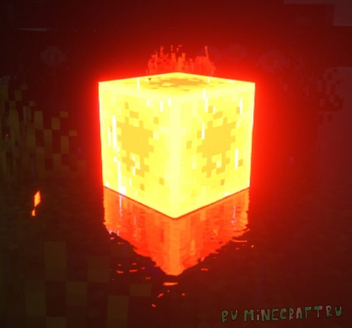 Everything glows - подсвечивающиеся блоки [1.16.5] [16x]
