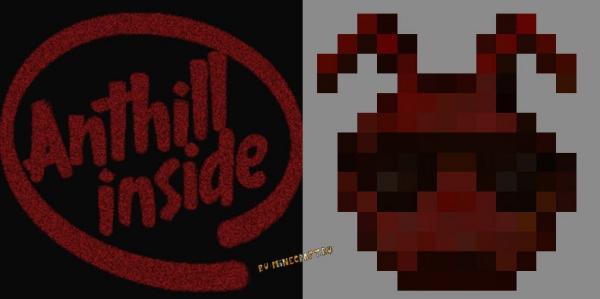 Anthill Inside - муравьи, автоматизация [1.16.5]