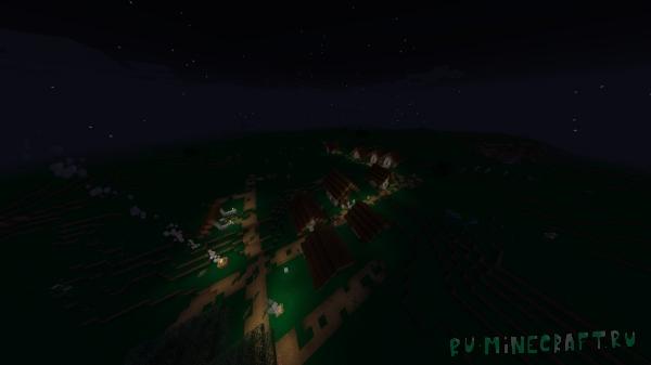 Chaos Awakens - официальный ремастер Ore spawn [1.16.5] [1.12.2]