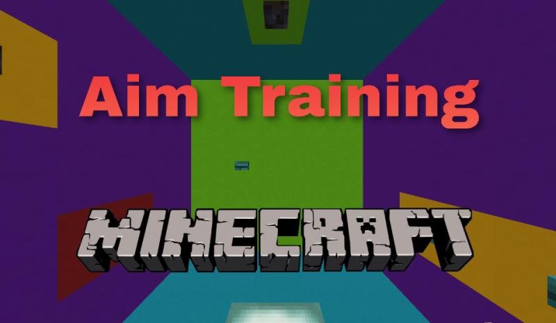 Aim Training - тренировка Аима в майнкрафт [1.16.5]