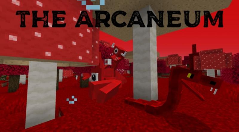 The Arcaneum - боссы [1.16.5] [1.15.2]