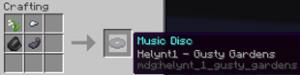Music Discs Galore - новые пластинки с музыкой [1.16.5] [1.12.2]