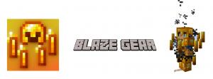 Blaze Gear - броня, оружие, инструмент из ифрита [1.16.5]