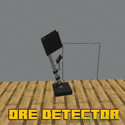 Ore Detector - детектор руд [1.16.5]