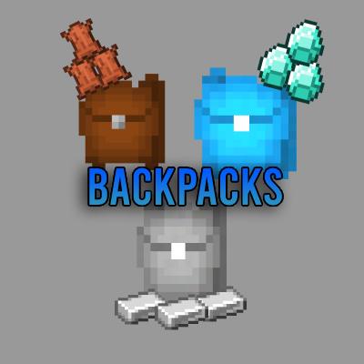 UsefulBackpacks - полезные рюкзаки [1.16.5]