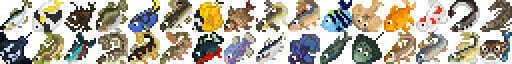 Piscary - большое количество новой рыбы [1.16.5]