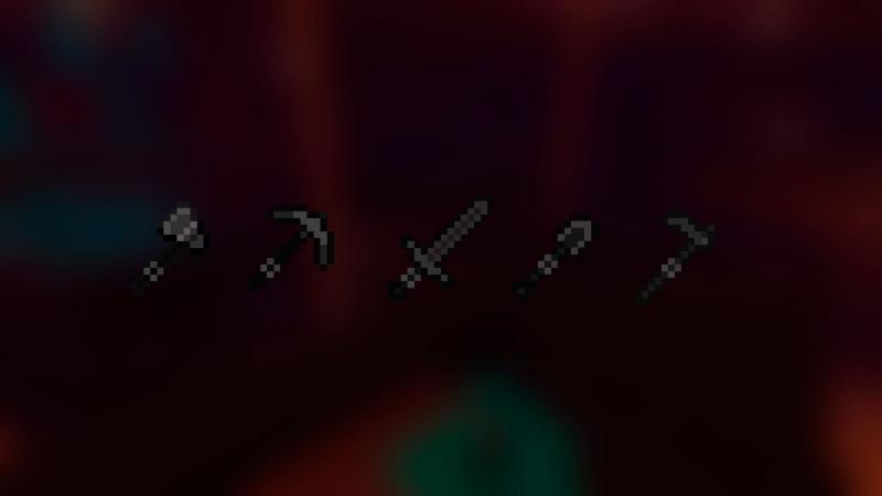 Witherite - новый материал и инструменты из него [1.17] [1.16.5]