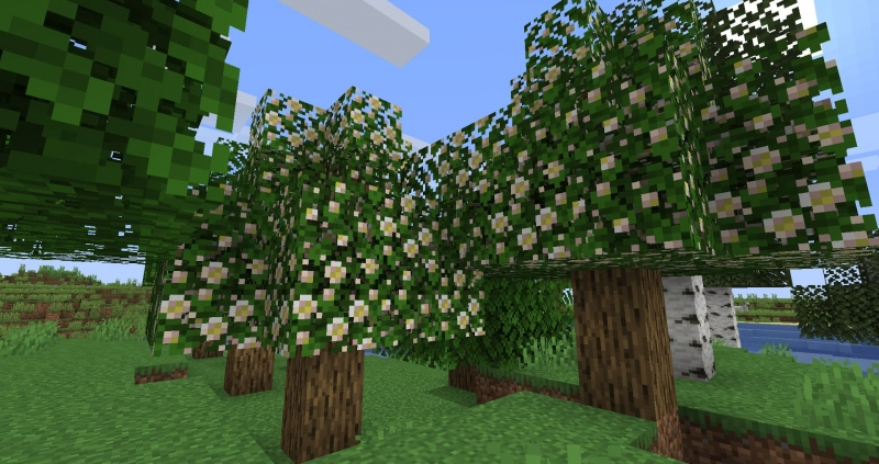 Fruitful - яблони, печеные яблоки [1.17] [1.16.5]
