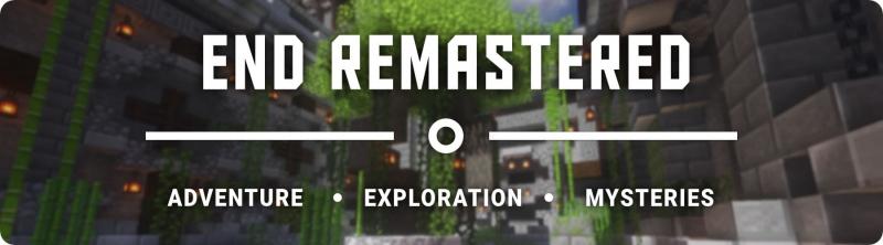 End Remastered - более сложный путь в край [1.17.1] [1.16.5]