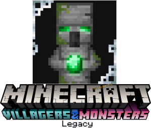 Villagers And Monsters Mod Legacy - измерения с боссами [1.16.5]