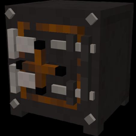 Legacy Vault - сейф-сундук переносящий предметы между сохранениями [1.16.5]