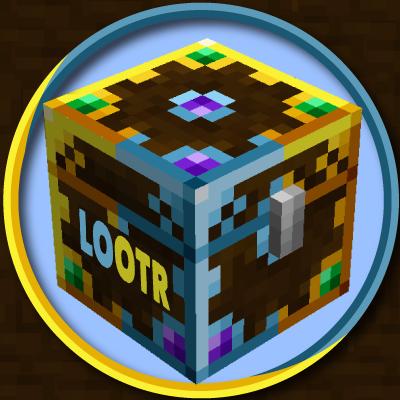 Lootr - уникальный лут и сундуки в мультиплеере [1.16.5]