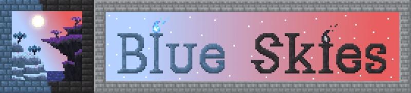 Blue Skies - два новых измерения [1.16.5] [1.14.4] [1.12.2]