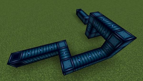 Player Transport Ducts - моментальное перемещение при помощи транспортных труб [1.17.1] [1.16.5]