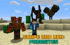 Scape and Run: Parasites - ужасные монстры, паразиты [1.12.2]