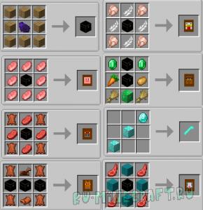 The void mod - Пустое измерение в майнкрафт [1.16.5]