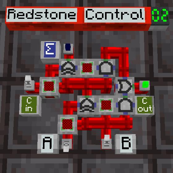 Redstone Control 2 - больше функций редстоуна, авто фермы [1.16.5] [1.12.2]
