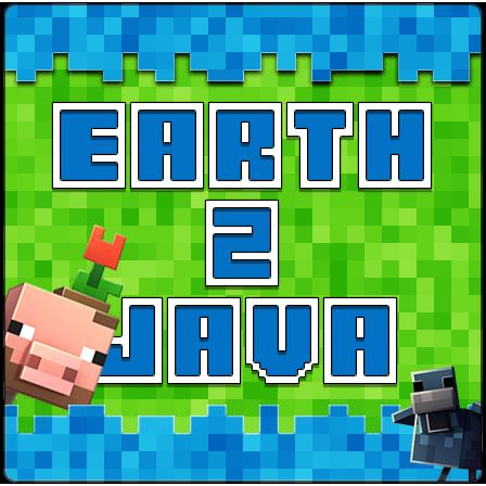 Earth2Java - мобы из майнкрафт ерс (Minecraft Earth) [1.17.1] [1.16.5]