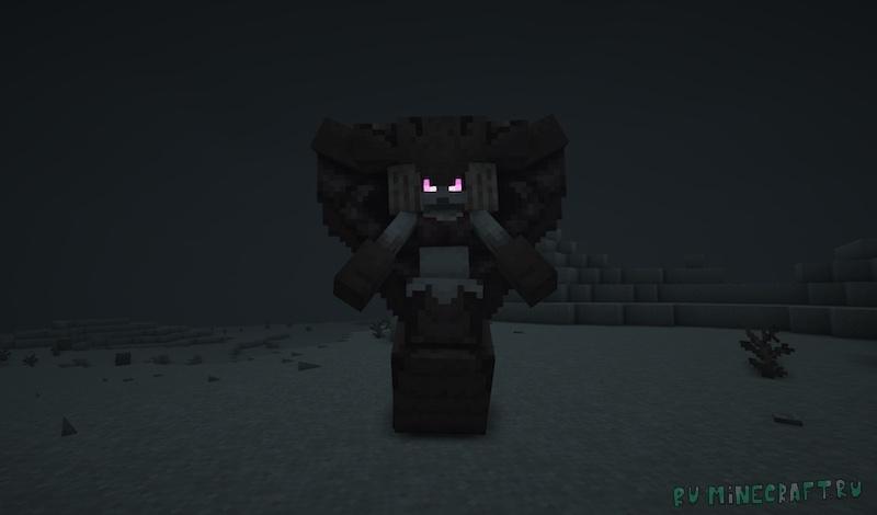 Ancient Beasts - пустынный мини-босс [1.12.2]