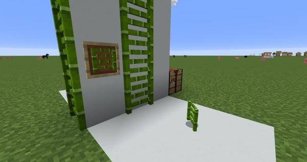 Bamboo Everything - блоки из бамбука [1.17.1] [1.16.5] [1.15.2] [1.14.4]